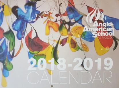 Calendar outside